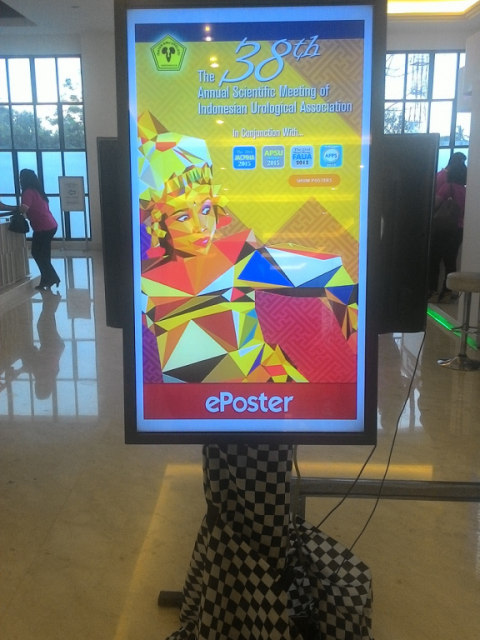 LCD Touchscreen 42Inch -  Bali
